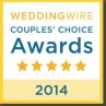 Wedding Wire Award - 2014